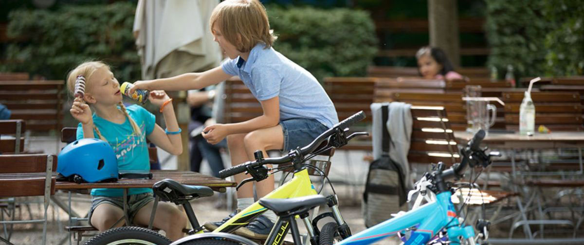 Kinderfahrrad oder Laufrad im Rad-Salon Saarbrücken kaufen