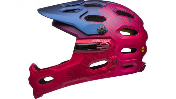 BELL Super 3R MIPS Joy Ride - Full Face Fahrradhelm Angebot