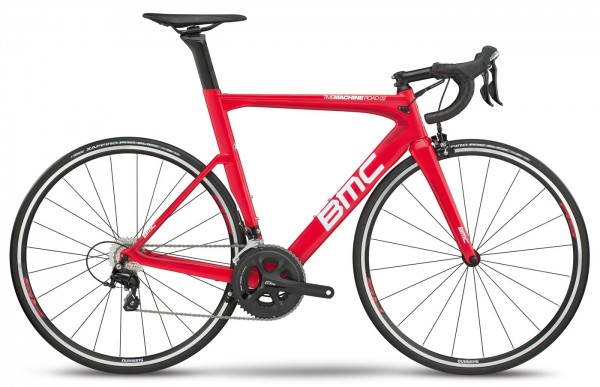 BMC Timemachine Road 02 TWO - Aero Rennrad mit Shimano 105
