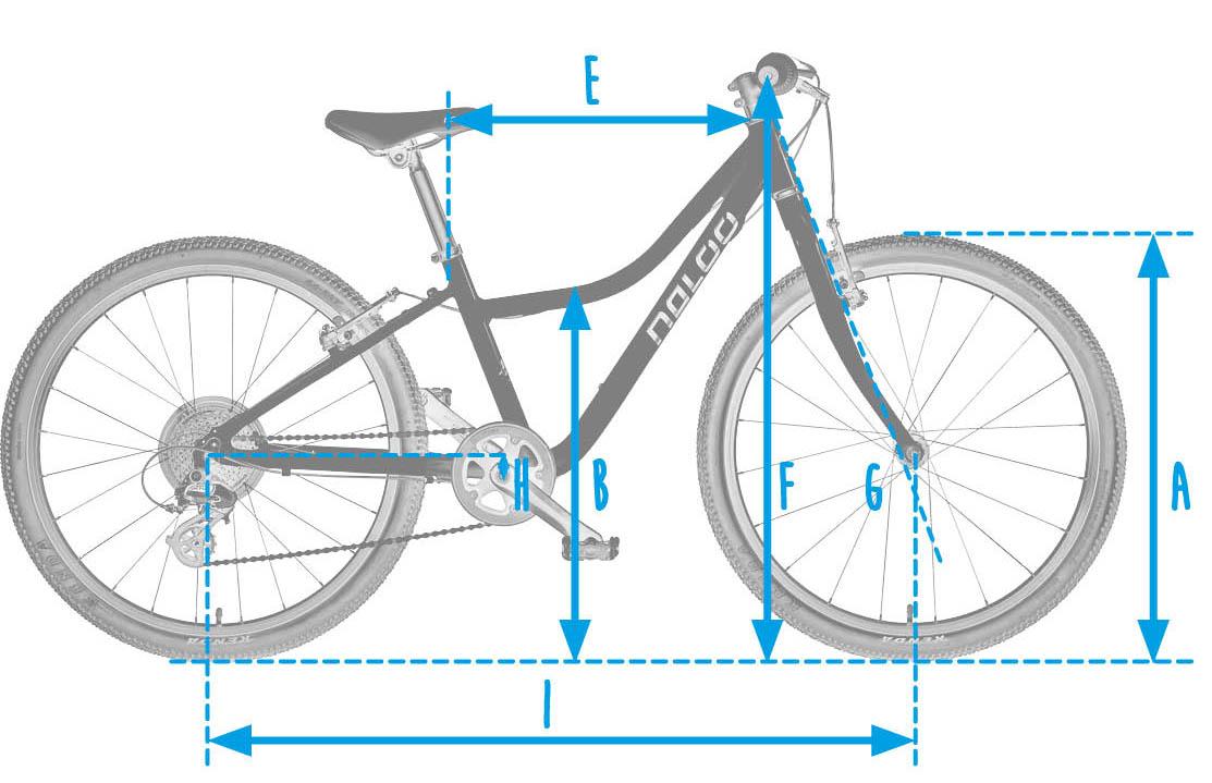 Naloo_Chameleon_Kinderfahrrad_24_Rahmengeometrie
