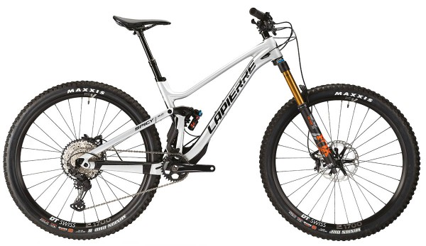 LAPIERRE Spicy FIT 8.0 - Carbon Enduro Modell 2020