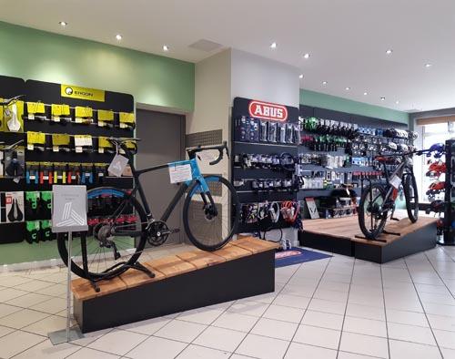 Fahrradteile im Radsalon zu guenstigen Preisen