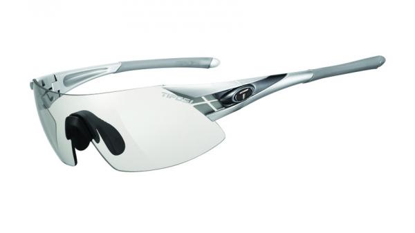 TIFOSI Podium XC Radbrille (Silver / Gunmetal)