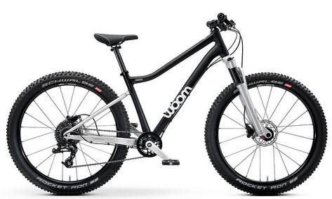WOOM OFF AIR 5 - Hochwertiges Kinder-MTB mit 24 Zoll Laufrädern