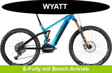 BIONICON WYATT Bosch E-Fully Angebot
