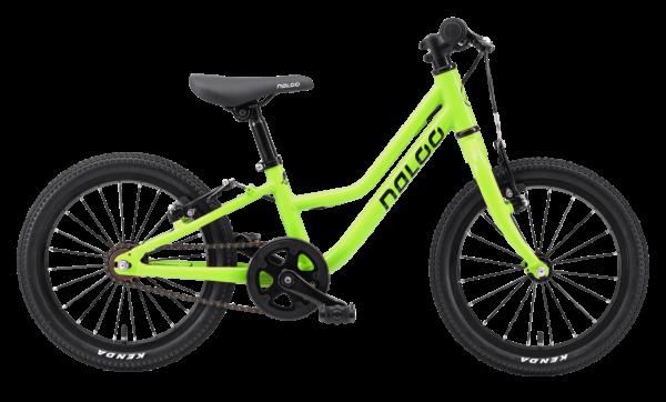 NALOO Chameleon 16 - Superleichtes Kinderrad - Grün