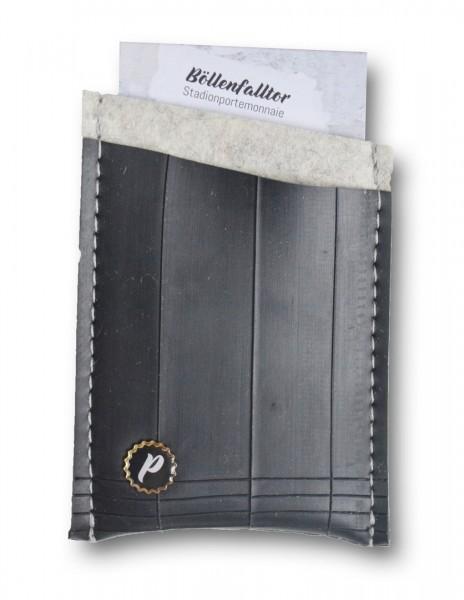 PLATTGOLD - Geldbörse Böllenfalltor - Farbe: Weiss