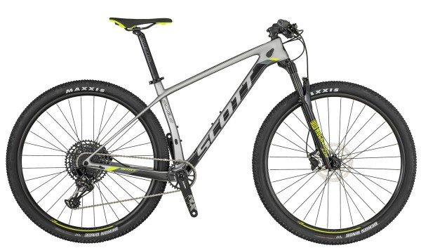 SCOTT Scale 900 Elite - Günstiges Carbon Mountainbike 2019