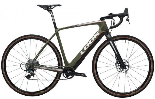 LOOK E-765 Gravel mit Fazua-Antrieb & SRAM Force 1