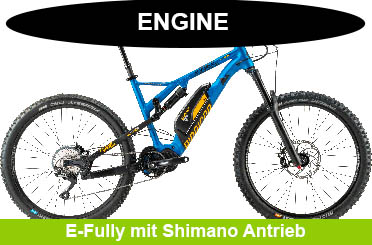BIONICON ENGINE Shimano E-Fully Angebot