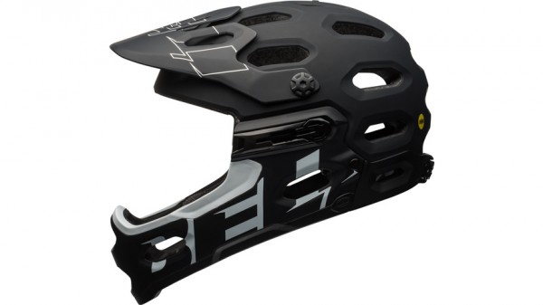 BELL Super 3R MIPS - Full Face Fahrradhelm Angebot