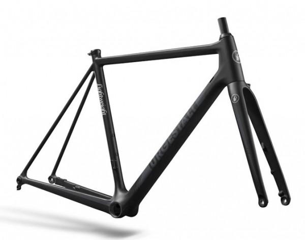 Lightweight Urgestalt Disc Anthrazit - Carbon Rennrad-Rahmen