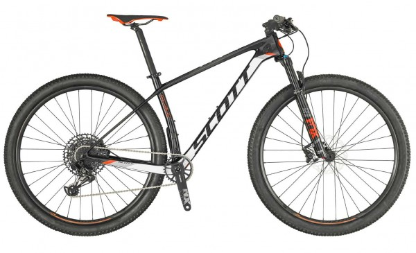 SCOTT Scale 930 Modell 2019 - Carbon MTB