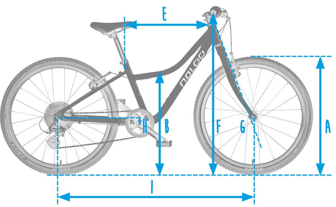 Naloo_Chameleon_Kinderfahrrad_26_Rahmengeometrie