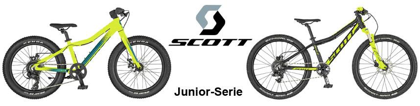 Scott Junior Series - Bikes für Kids im Rad-Salon Saarbrücken