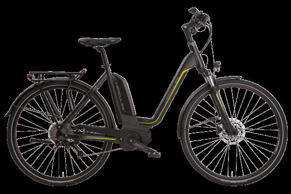 Hercules Futura 8 Damen Trapez - E-Bike Modell 2018