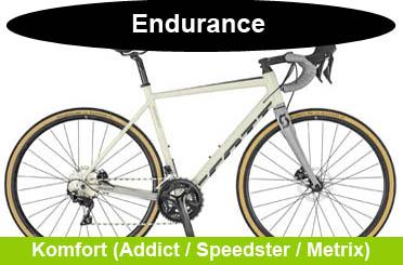 Scott Endurance Komfortrennrad kaufen