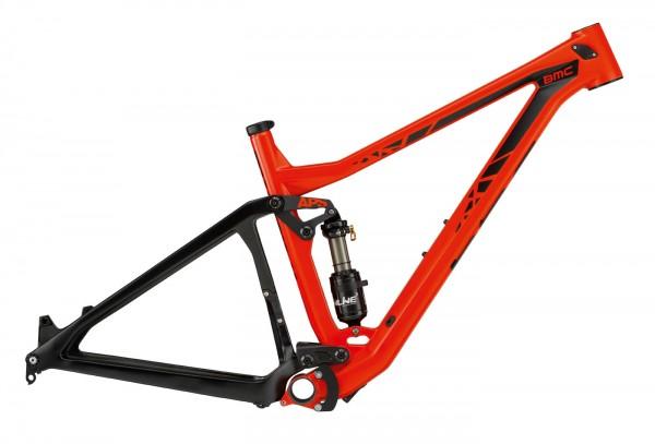 BMC Trailfox 01 FRS - Frameset - Neon Red - Modell 2018