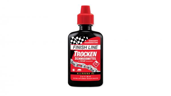 Finish Line Trockenschmiermittel für die Kette (60 ml)