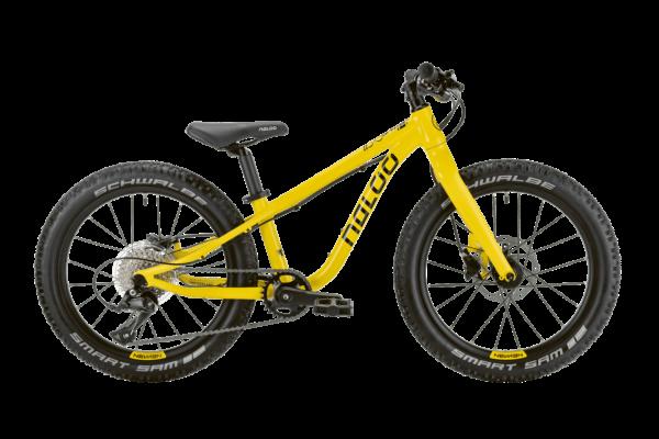 NALOO Hill Bill 20 - Kindermountainbike - Gelb
