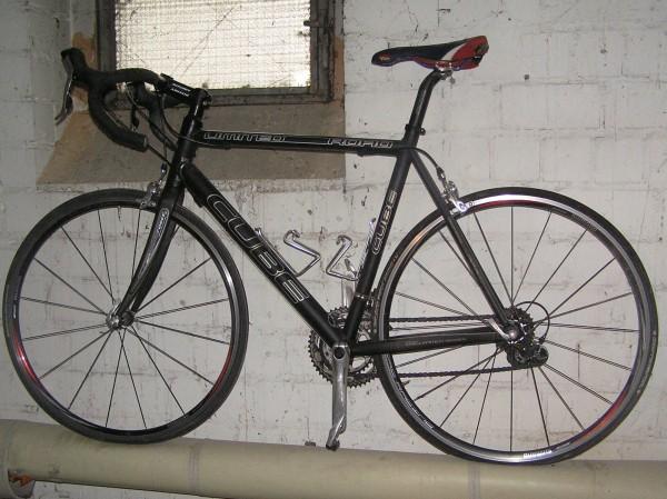 Cube LTD Road - Gebrauchtes Rennrad mit Shimano Ultegra