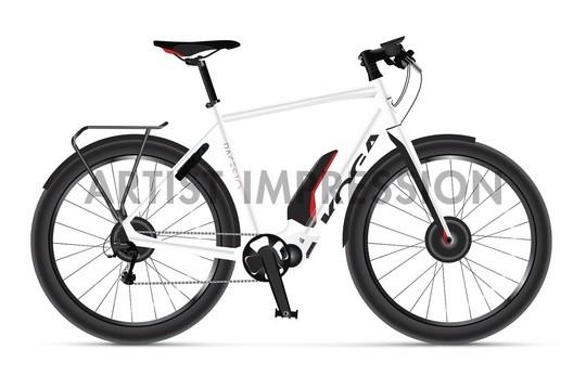 KOGA Pace S10 Herren - Lifestyle E-Bike mit Shimano STEPS