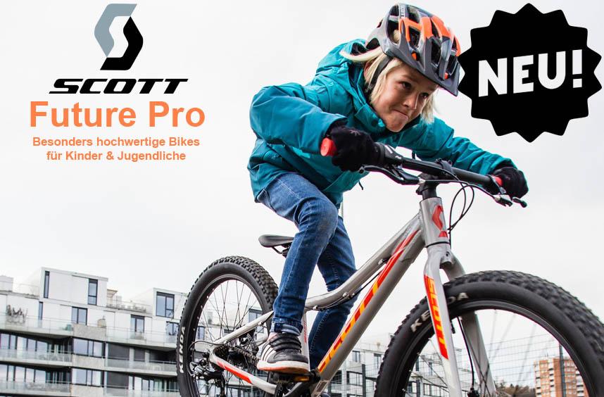 SCOTT Future Pro Serie im Rad-Salon Saarbrücken kaufen