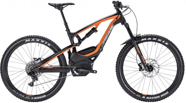 Lapierre Overvolt 600+ Bosch Carbon - Modell 2018