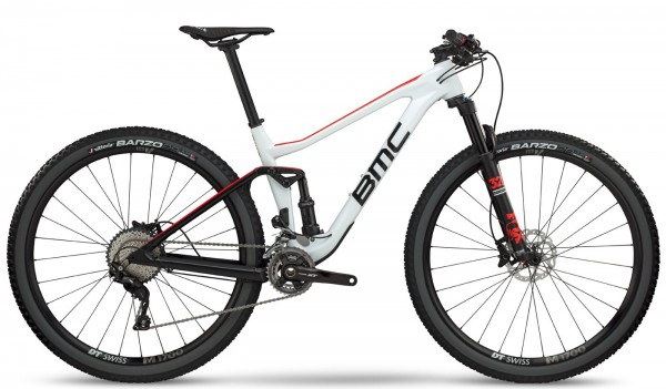 BMC Agonist 01 One - White - Modell 2018