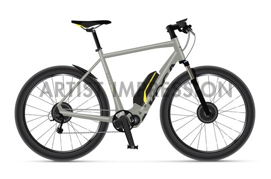 KOGA Pace BX - Lifestyle E-Bike mit Shimano STEPS