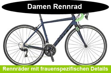 Dein neues Damen-Rennrad jetzt im Rad-Salon Saarbrücken kaufen