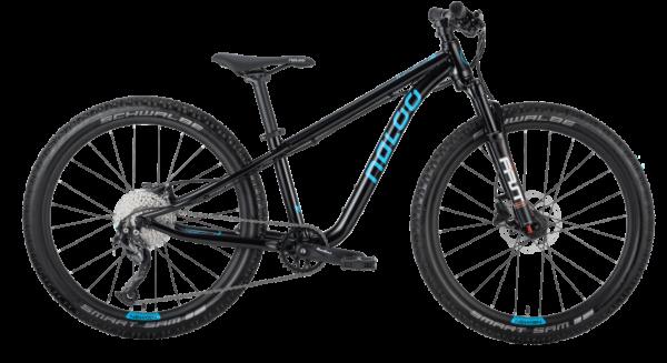 NALOO Hill Bill 24 - Kindermountainbike - Black