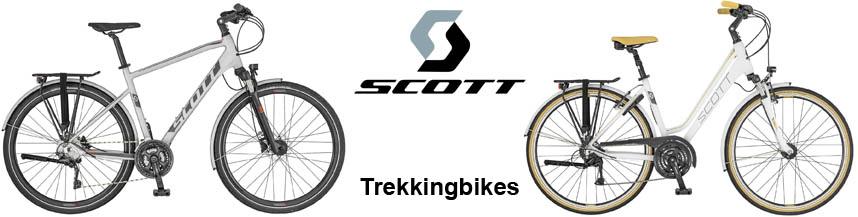 Scott Trekkingbikes online kaufen
