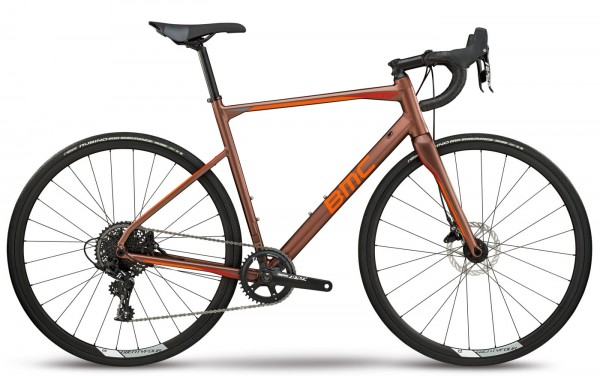 BMC Roadmachine 03 THREE - Bronze - Modell 2018