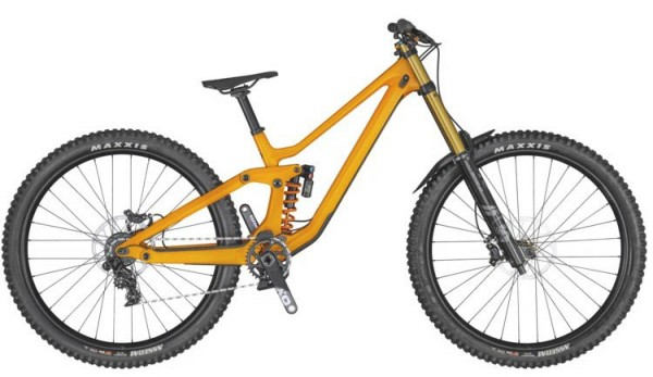 SCOTT Gambler 900 Tuned - Downhill & Freeride - Modell 2020