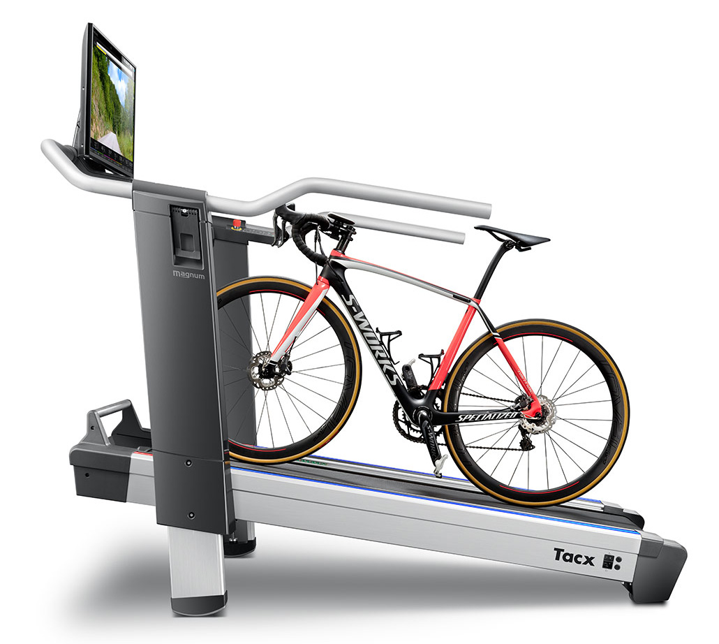 tacx magnum cycletrainer laufband neuheit 2018 rad. Black Bedroom Furniture Sets. Home Design Ideas
