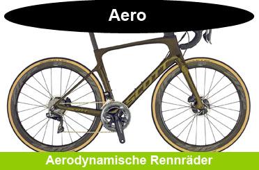 Aero-Rennrad Angebote im Rad-Salon Onlineshop