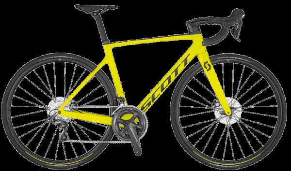 SCOTT Addict RC 30 Disc - Yellow - Modell 2020