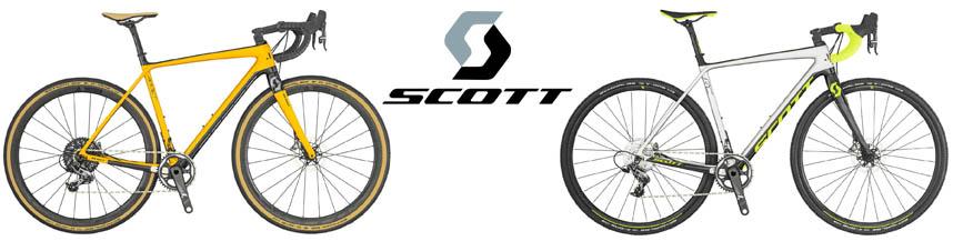 Scott Gravelbikes und Cyclocross-Fahrräder kaufen